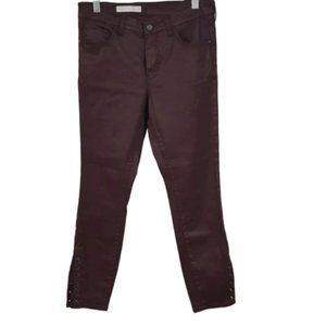 Anthropologie Pilcro Script High Rise Skinny Jeans